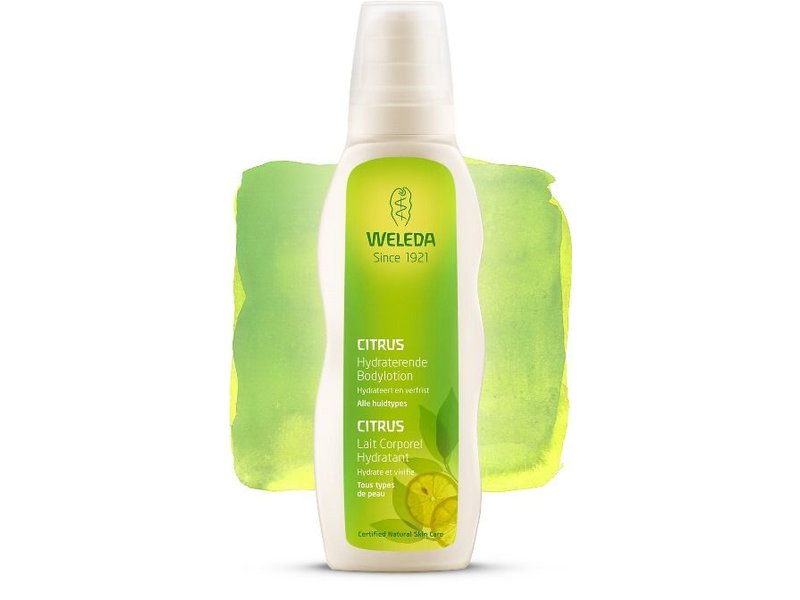 Weleda Weleda citrus hydraterende bodylotion