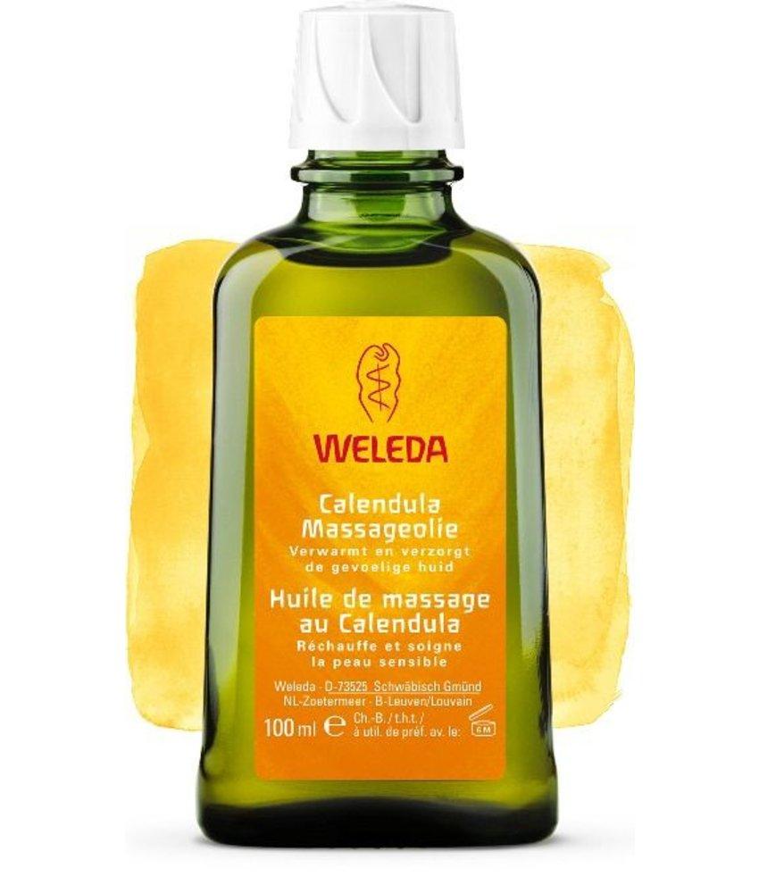Weleda Weleda calendula massageolie