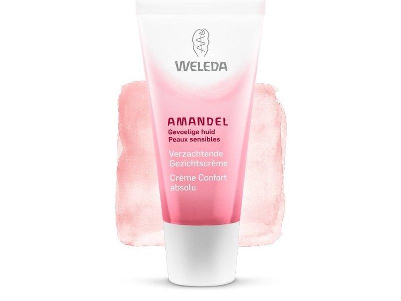 Weleda Weleda amandel verzachtende gezichtscrème