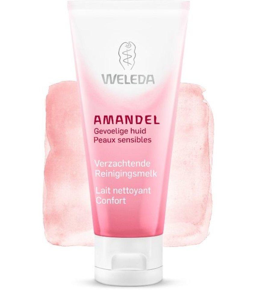 Weleda Weleda amandel verzachtende reinigingsmelk