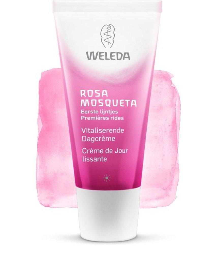 Weleda Weleda rosa mosqueta vitaliserende dagcrème