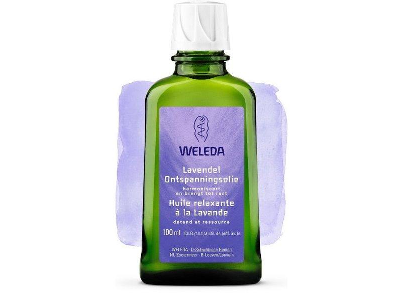 Weleda Weleda lavendel ontspanningsolie