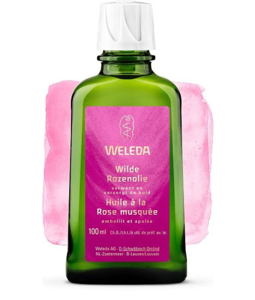 Weleda Weleda wilde rozen olie