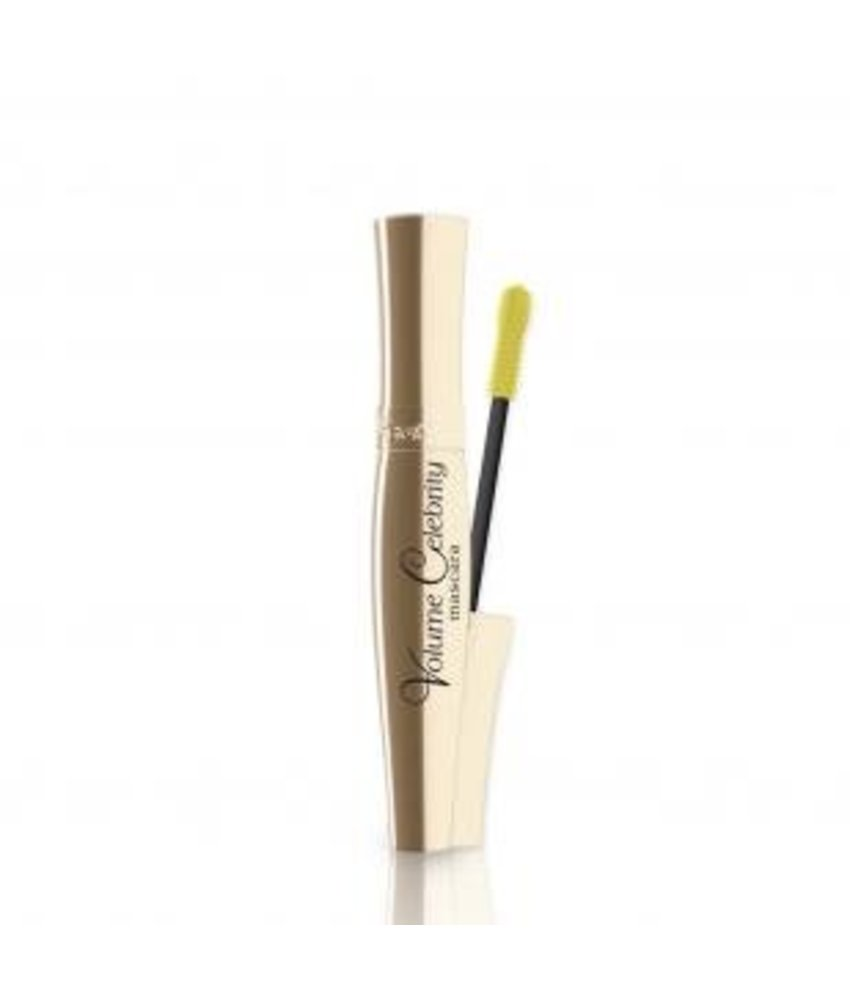 Eveline Eveline Volume Celebrities Mascara Deep Black