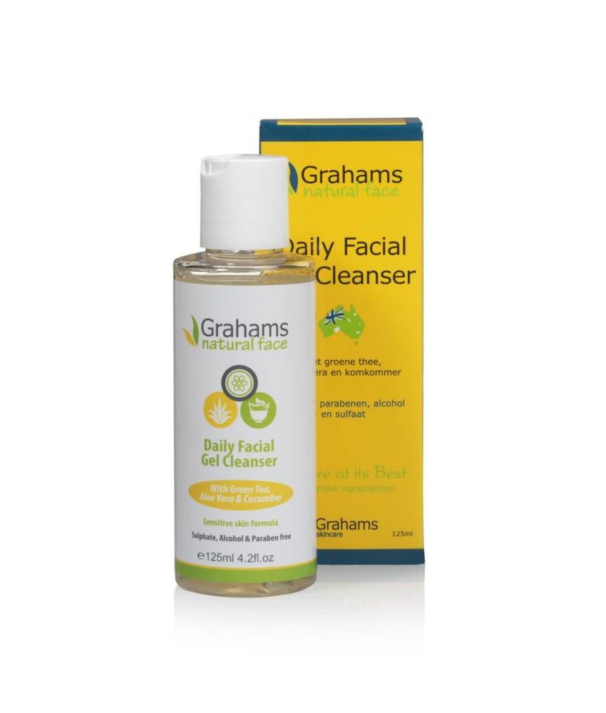 Grahams Graham face wash