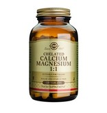 Solgar Chelated Calcium/Magnesium 1:1 tabletten