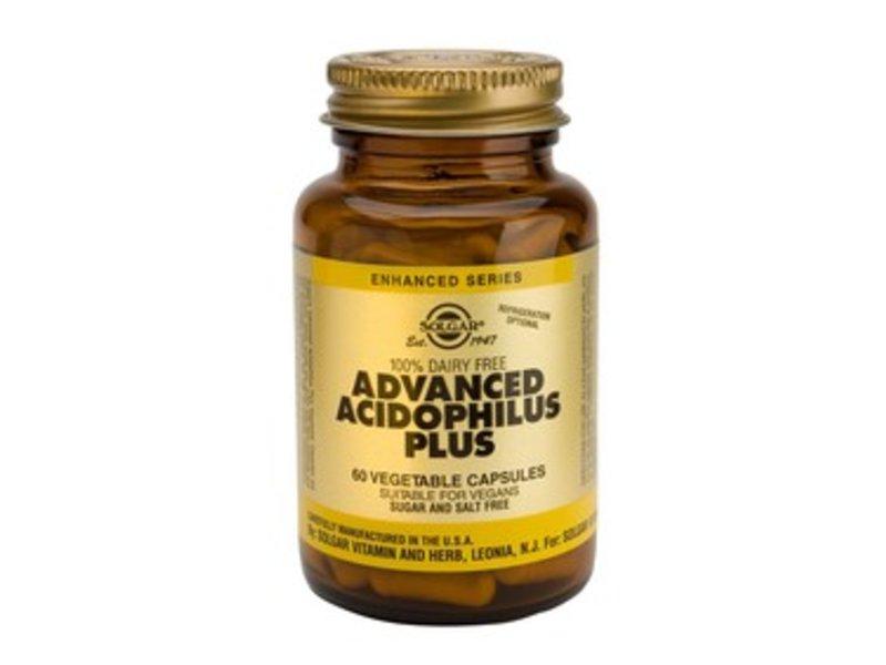 Solgar Advanced Acidophilus Plus plantaardige capsules
