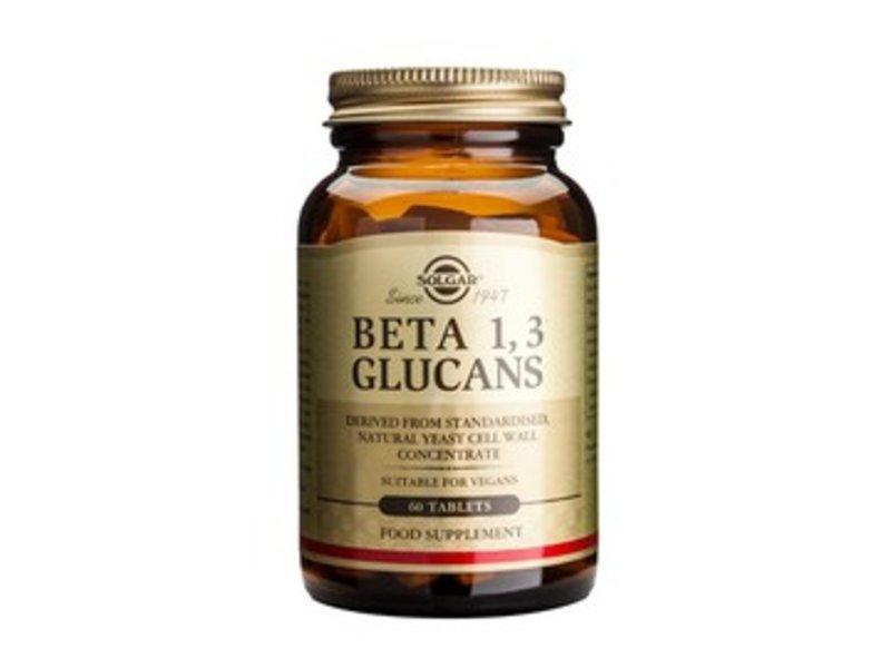 Solgar Bèta 1,3 Glucans tabletten