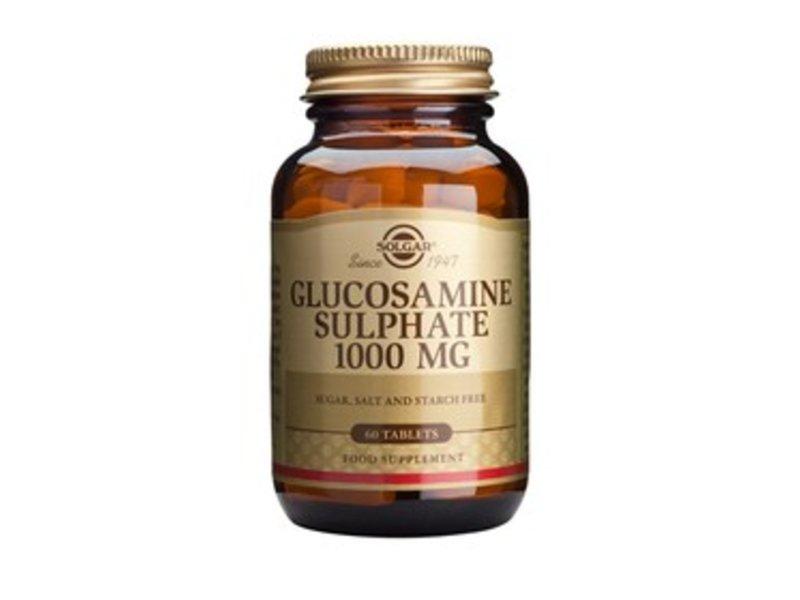 Solgar Glucosamine Sulphate 1000 mg tabletteb