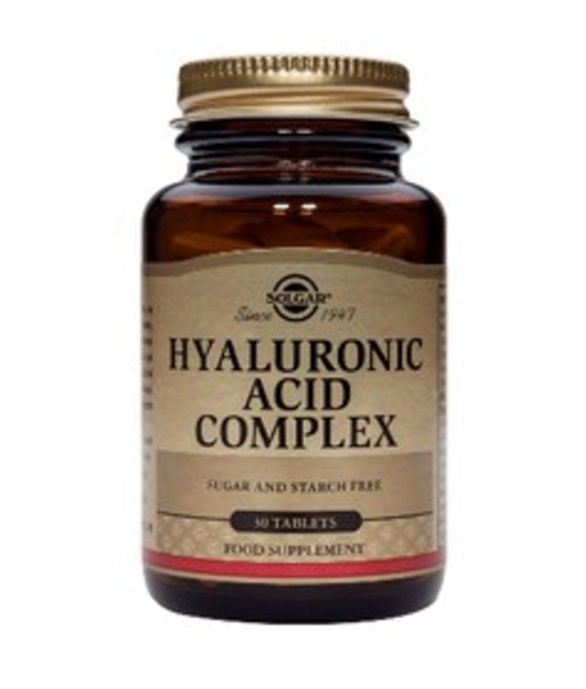 Solgar Hyaluronic Acid Complex tabletten