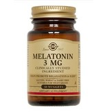 Solgar Melatonin 3 mg tabletten