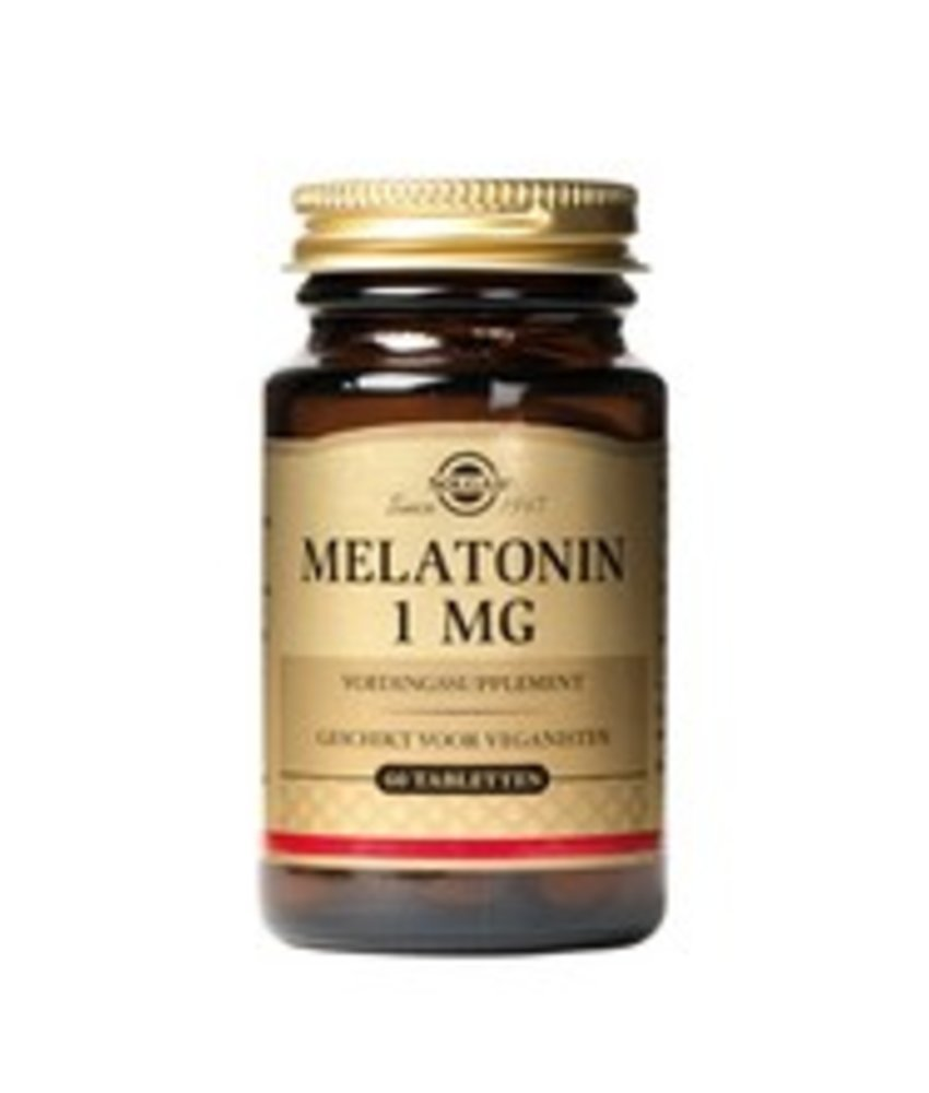 Solgar Melatonin 1 mg Tabletten