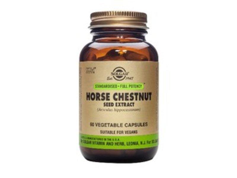 Solgar Horse Chestnut Seed Extract Paardekastanje plantaardige capsules