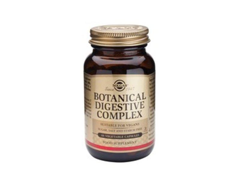 Solgar Botanical Digestive Complex plantaardige capsules