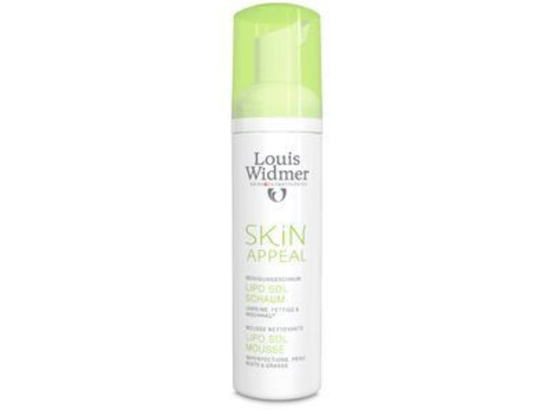 Louis Widmer SKIN APPEAL LIPO SOL MOUSSE 50 ML