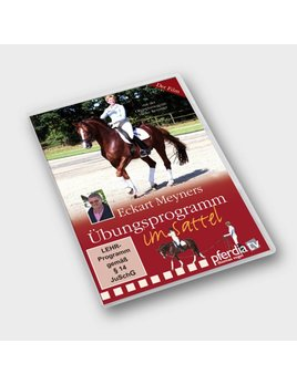 Übungsprogramm im Sattel DVD