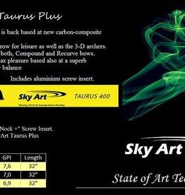 SkyArt Archery SkyArt Taurus Plus. Includes Nock and Screw Insert