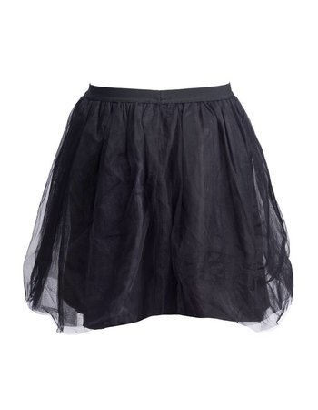 Be a Diva Skirt Tutu Black