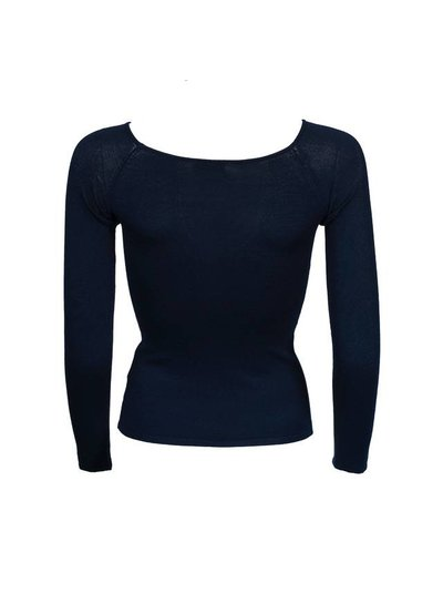 Be a Diva® Top Elaia Navy