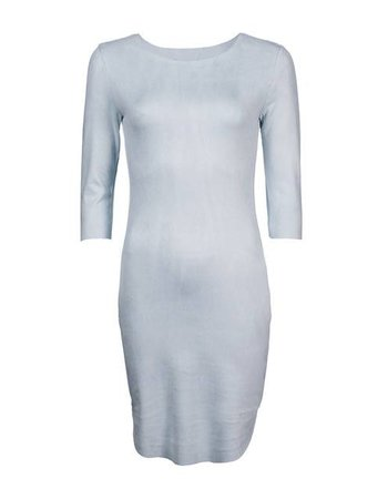 Be a Diva® Dress Nelly Light Blue