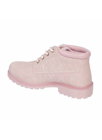 Be a Diva® Shoe Trouble Pink