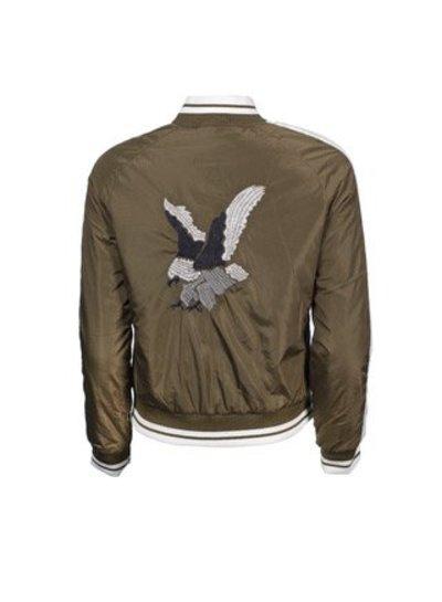 Be a Diva® Bomberjacket Sparrow
