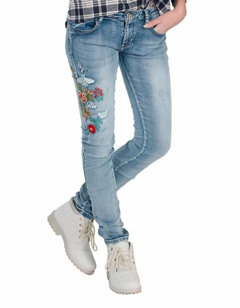 Be a Diva® Jeans Birdy