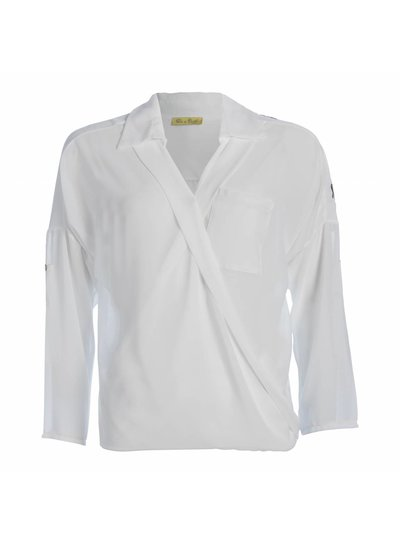 Be a Diva® Blouse Sia
