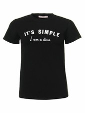 Be a Diva® T-Shirt Simple