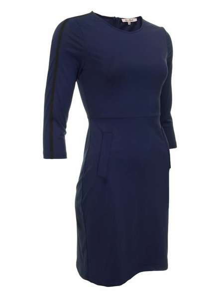 Be a Diva® Dress Juna Navy