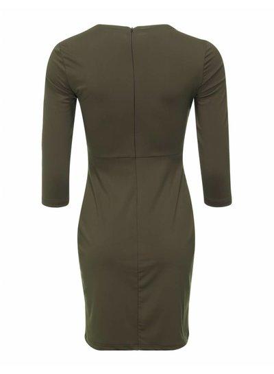 Be a Diva® Dress Juna Army
