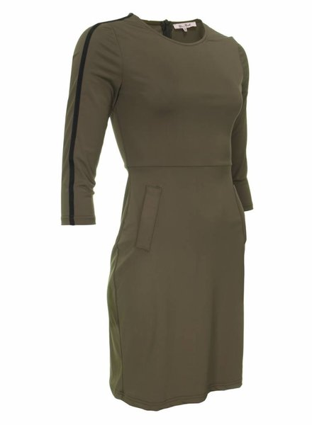 Be a Diva® Dress Juna Army