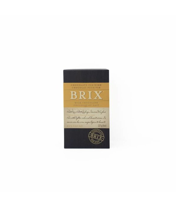 Brix Chocolate for winelovers milk