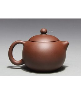 Yixing Zini Xishi tea pot (195 cc, globe screen)