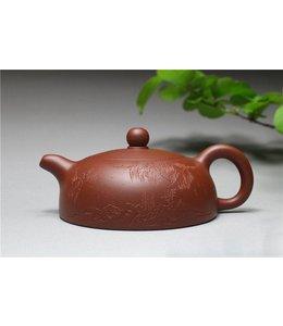 Yixing Zini Banyue Teekännchen (135 ml, Kugelsieb)
