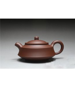 Yixing Zini Zhoupan tea pot (200 cc, globe screen)