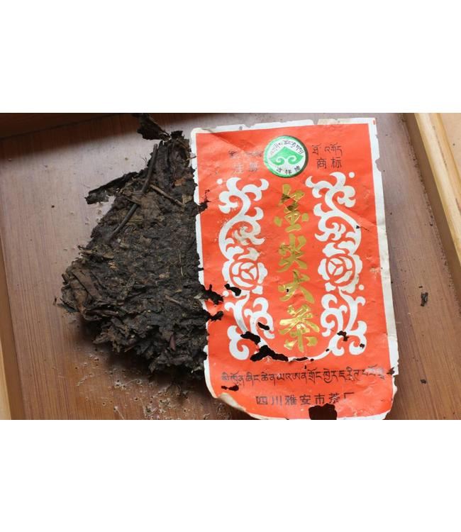 Ya'an Sichuan Heicha Golden Tips 1992
