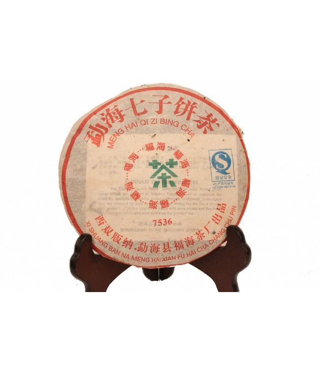 Fuhai 7536 (sheng) 2006