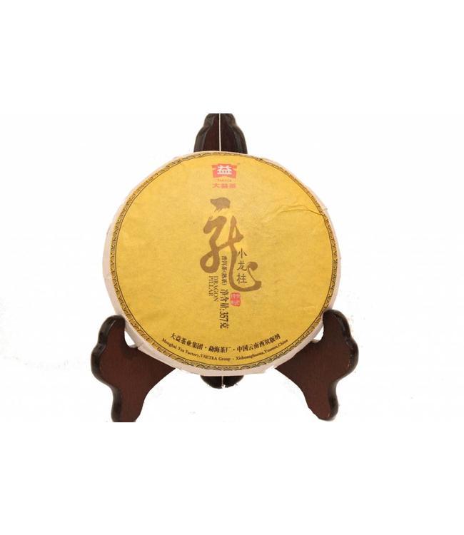 Menghai Dayi (TAETEA) Dragon Pole (shu) 2013