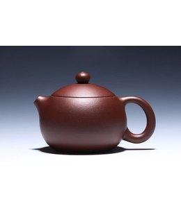 Yixing Zini Xishi tea pot (100 cc, globe screen)