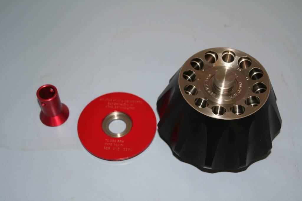 Beckman Rotor Beckman 70.1 Ti Rotor (12 x 13.5 mL)