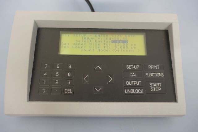 Beckman Coulter Beckman Coulter Z2 Cellcounter