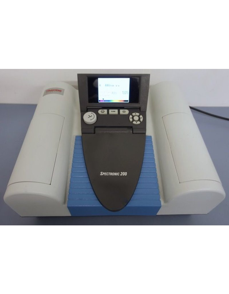 Thermo Scientific Thermo SPECTRONIC 200 Spectrophotometer
