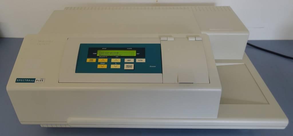 Molecular Devices Molecular Devices Spectramax Plus 384 Reader
