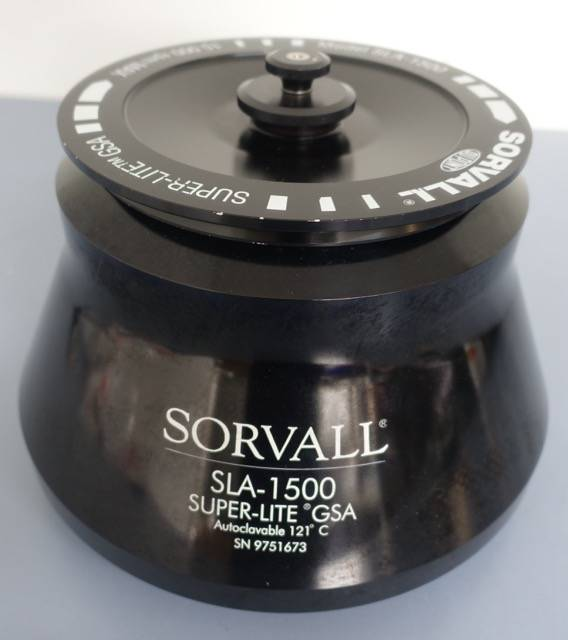 Thermo Scientific Thermo Scientific Super-Lite GSA Rotor SLA-1500
