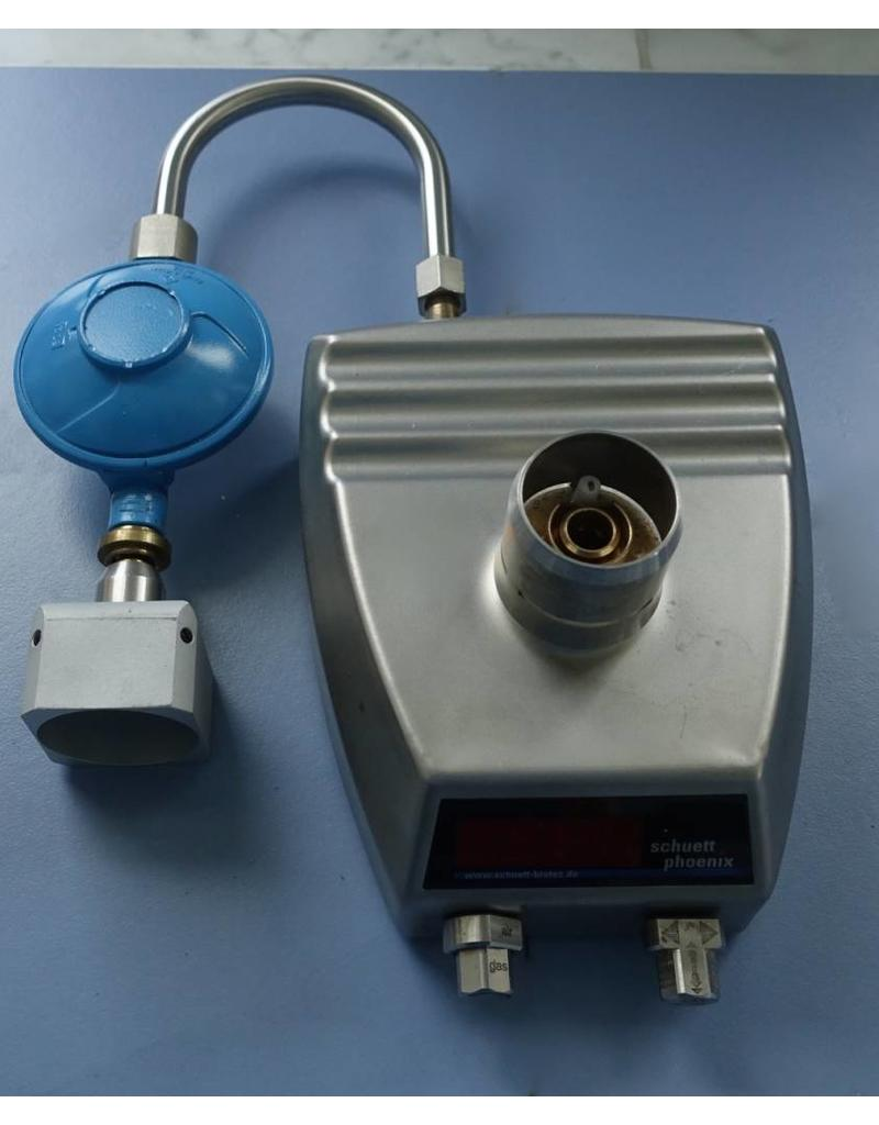 Schütt Phoenix Gas-Sicherheitsbenner