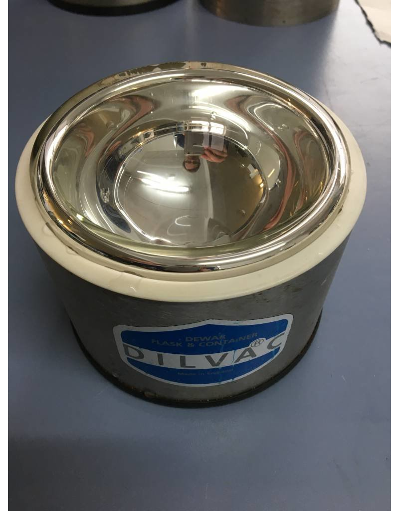 Dilvac Dilvac 170 ml Dewar, Dish-Shaped