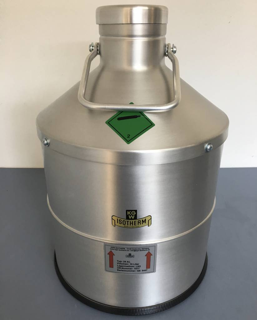 KGW KGW 10 Liter Dewar, Spherical-Shaped