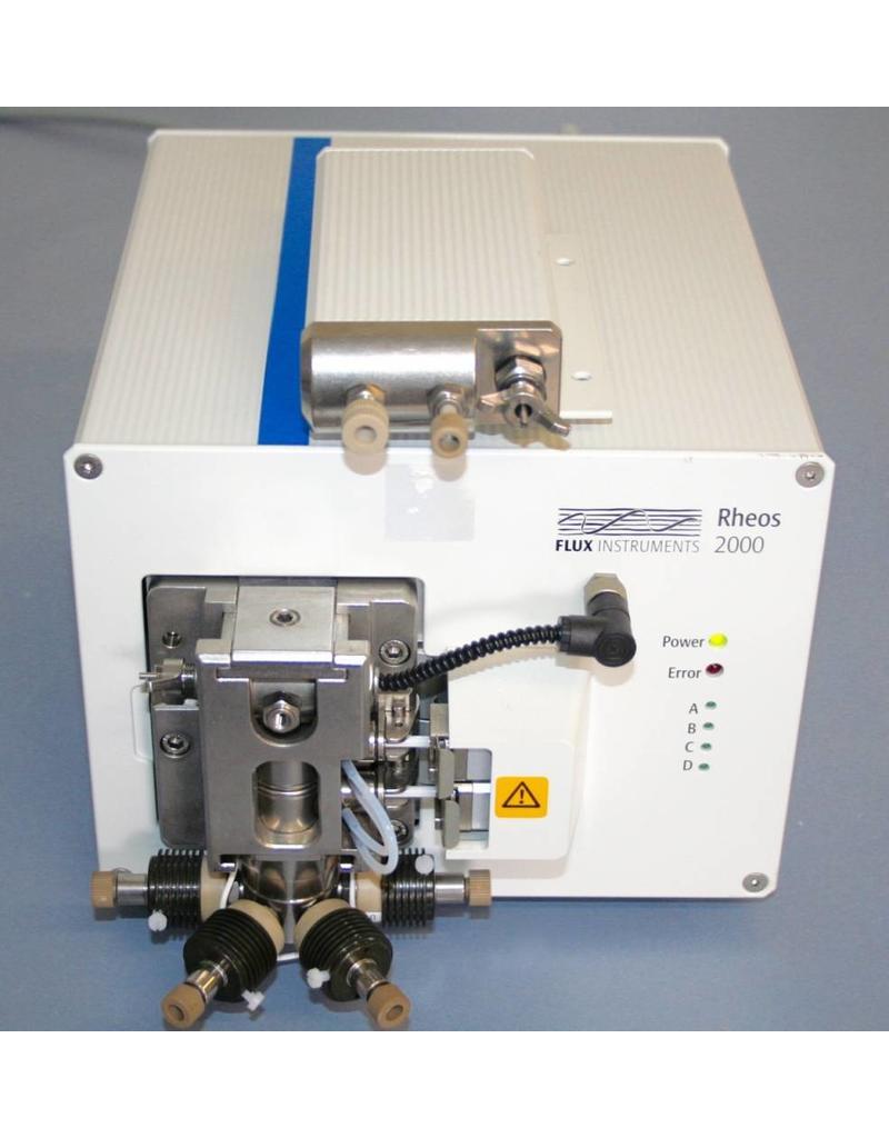 Flux Instruments GmbH Flux Rheos 2000 Quartenary Pump