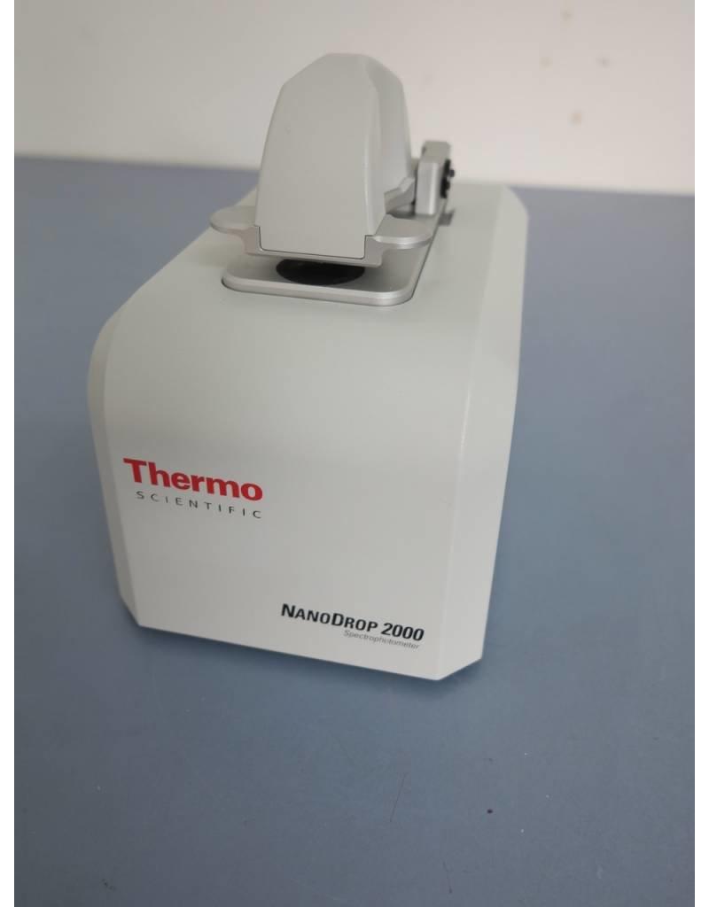 Thermo Scientific Refurbished Thermo Nanodrop 2000
